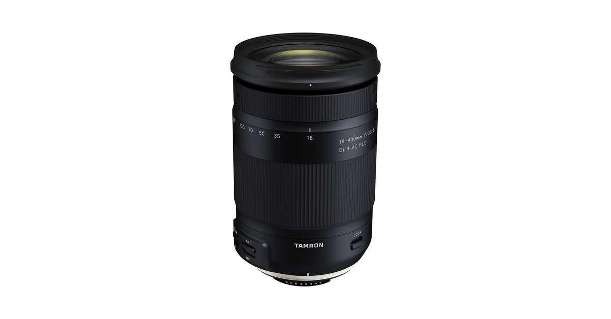Tamron 18-400 f/3.5-6.3 Di II VC HLD - Plaza Cameras