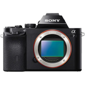 Sony A7 - Plaza Cameras