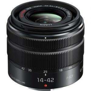Panasonic Lumix 14-42mm f3.5-f5.6 II Lens - Plaza Cameras