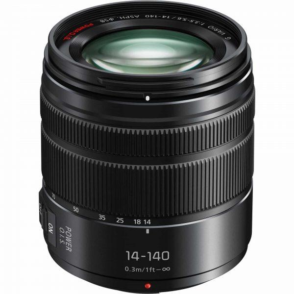Panasonic Lumix G Vario 14-140mm - Plaza Cameras
