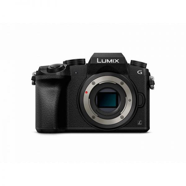 Panasonic Lumix G7 Body - Plaza Cameras