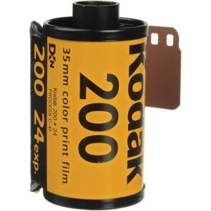 Kodak Gold 200 (36 Exp) - Plaza Cameras 2