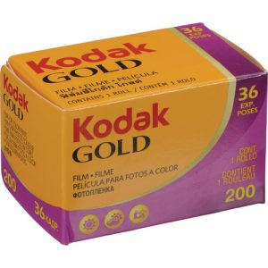 Kodak Gold 200 (36 Exp) - Plaza Cameras 3