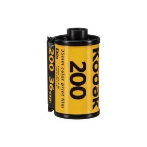 Kodak Gold 200 (36 Exp) - Plaza Cameras ROLL
