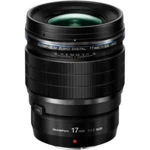 Olympus 17mm f1.2 - Plaza Cameras