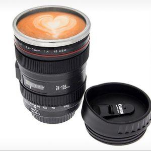 Replica Canon 24-105mm Lens Cup - Plaza Cameras