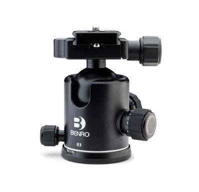 plaza cameras benro b3 ball head