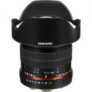 Samyang 14mm f2.8 USM for Nikon F-mount - Plaza Cameras