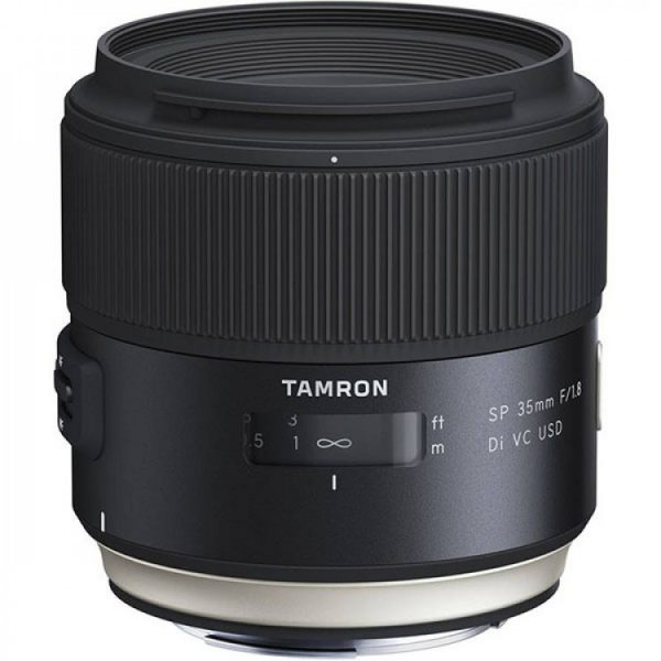 Tamron SP USD 35mm f/1.8 - Plaza Cameras
