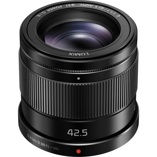 pana 42.5mm lens