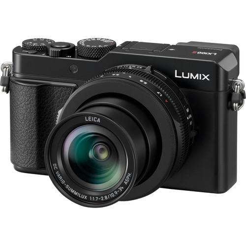 plaza cameras panasonic lx100 ii lens