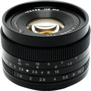 Plaza Cameras 7artisans 50mm f 1.8