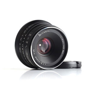 Plaza Cameras 7artisans 25mm f1.8