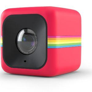 Plaza Cameras - Polaroid Cube Red
