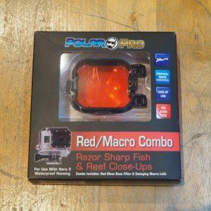 Polar Pro Red/Macro Combo