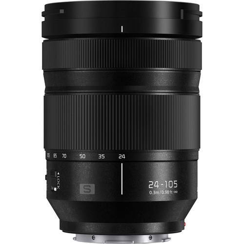 Plaza Cameras - Panasonic 24-105 S