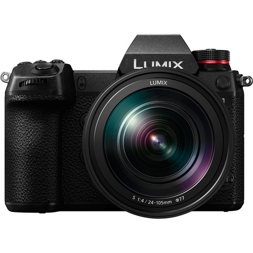 Plaza Cameras - panasonic lumix dc-s1 full frame 24-105mm plaza cameras