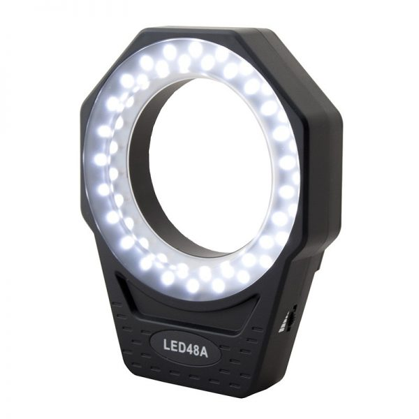 Glanz LED 48A Ring Light - Plaza Cameras