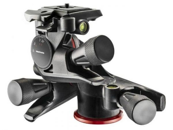 Plaza Cameras - Manfrotto Xpro Geared Head