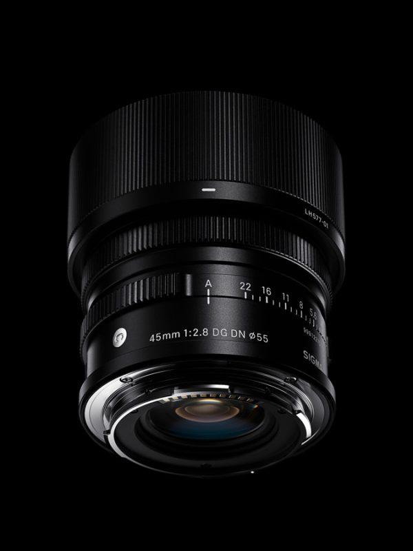 Sigma 45mm F2.8 - Plaza Cameras