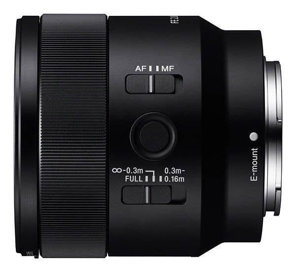 Sony 50mm F2.8 FE Macro - Plaza Cameras