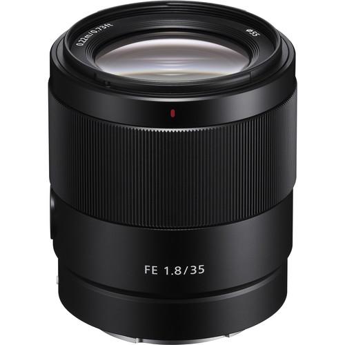 Sony 35mm F1.8 FE - Plaza Cameras