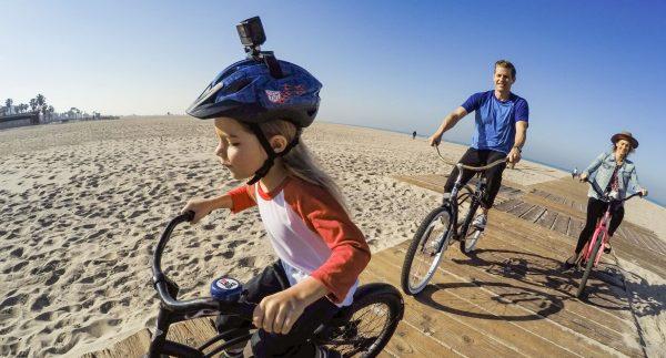 Gopro Vented Helmet Strap - Plaza Cameras