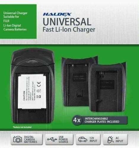 Haldex 601 Fuji Series Li-Ion Charger - Plaza Cameras