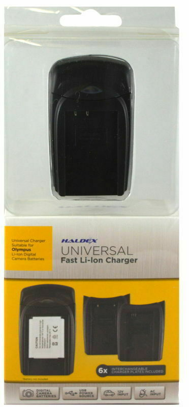 Haldex 601 Sony Series Li-Ion Charger - Plaza Cameras