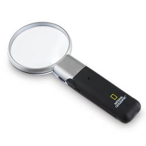 National Geographic Illuminated Magnifying Glass - Plaza Cameras