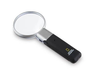 National Geographic Illuminated Magnifying Glass - Plaza Cameras