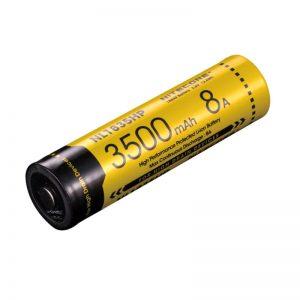Nitecore NL1835HP Battery - Plaza Cameras