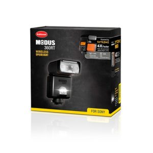 Hahnel Modus 360RT Speedight - Plaza Cameras