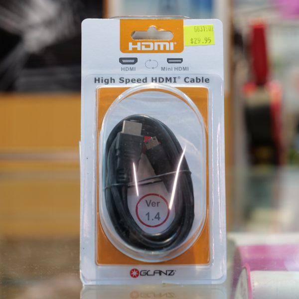 Glanz HDMI to HDMI Cable - Plaza Cameras