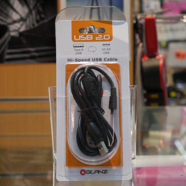 Glanz USB Type A to UC-E6 for Nikon Cameras - Plaza Cameras