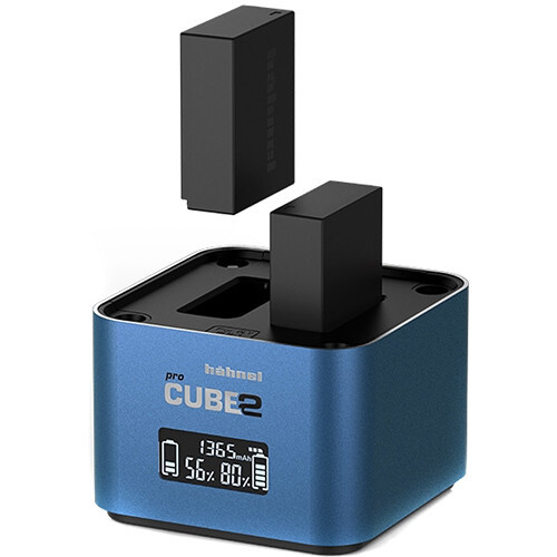 Plaza Cameras - Hahnel Cube 2 Fujifilm