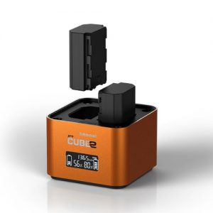 Plaza Cameras - Hahnel Cube 2 Sony