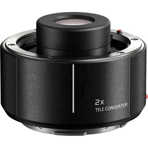 Plaza Cameras - Lumix S 2x Teleconverter