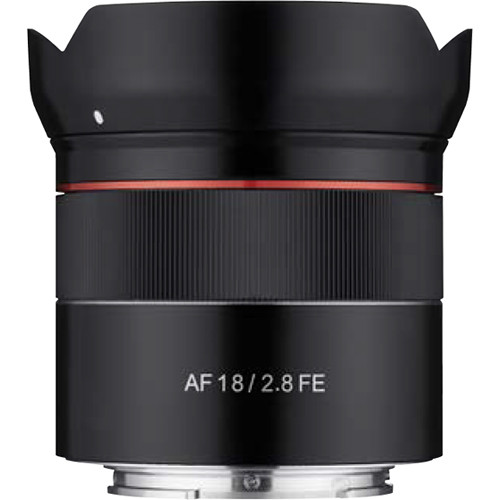 Samyang AF 18mm f2.8 for Full Frame Sony E-Mount - Plaza Cameras