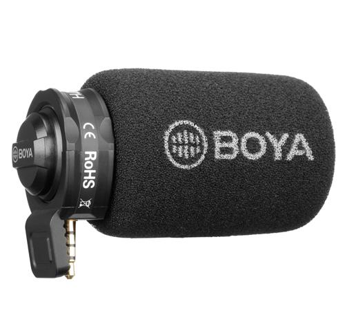 Boya BY-A7h Mic - Plaza Cameras
