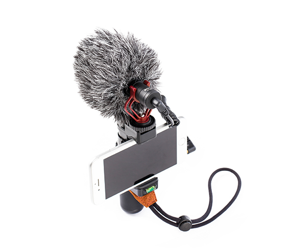Boya BY-MM1 Microphone - Plaza Cameras