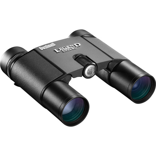 Bushnell Legend Ultra HD 10x25mm Binoculars - Plaza Cameras