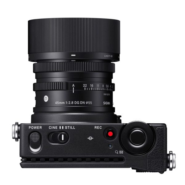 Sigma FP + Sigma 45mm f2.8 Kit - Plaza Cameras