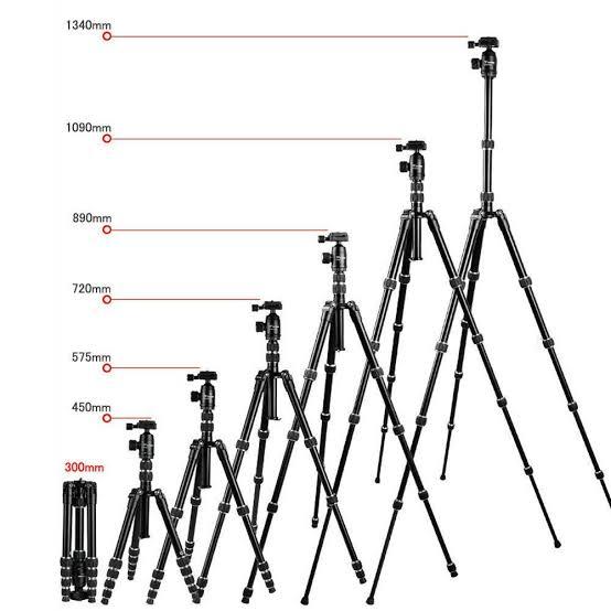Weifeng WF6615 Tripod - Plaza Cameras