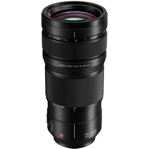 Panasonic 70-200mm f2.8 l mount lens - Plaza Cameras