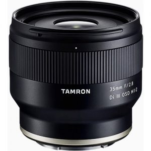 Tamron 35mm F/2.8 Di III OSD M1:2 Lens for Sony E-Mount