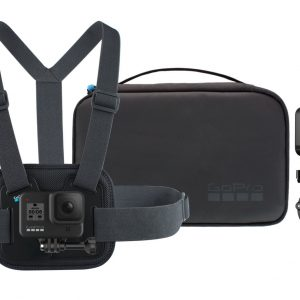 Plaza Cameras Case, Chest mount and Bike Mount