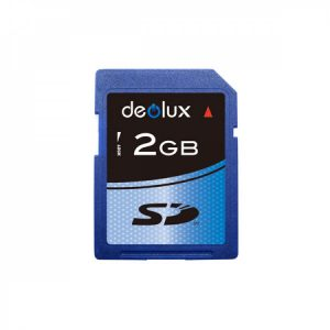 2GB sd Card - Plaza Cameras
