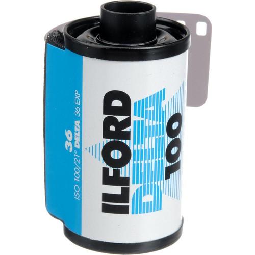 Ilford Delta 100 Professional - Plaza Cameras