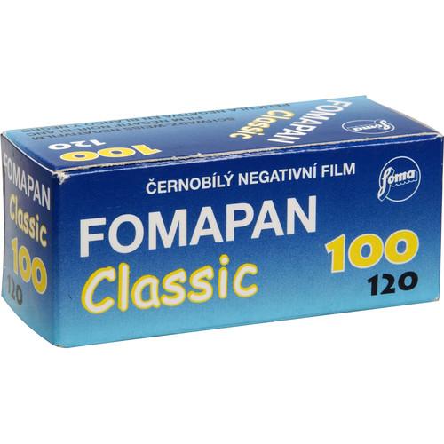 Plaza Cameras - Fomapan 100 Classic Black and white